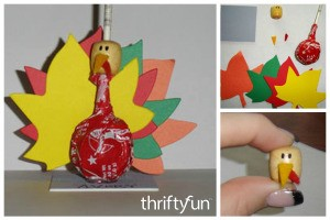 Tootsie Pop Turkey