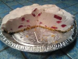 Pink Cloud Pie