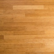 Photo of a bamboo floor.