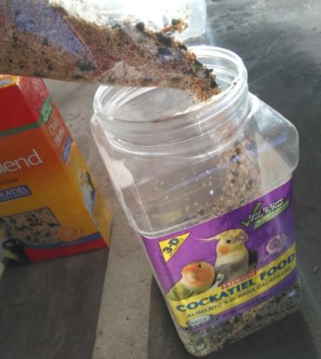 Pest-Free Pet Food Storage