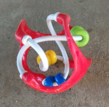 Baby Toys for Parrot Joy