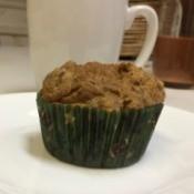 Pumpkin Flax Muffins