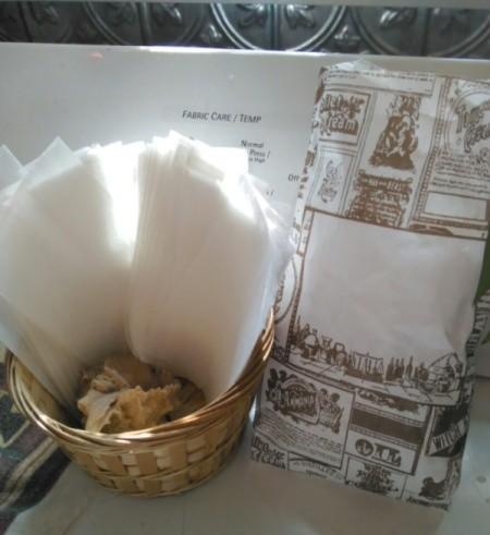 Re-Use Dryer Sheets for Dusting