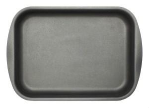 A nonstick baking pan.