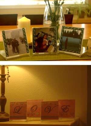 CD Jewel Case Frame
