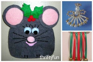 Christmas Pin Craft Ideas