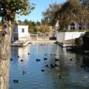 man made lake in Chula Vista, CA