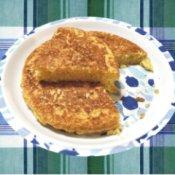 Stovetop Cornbread for One
