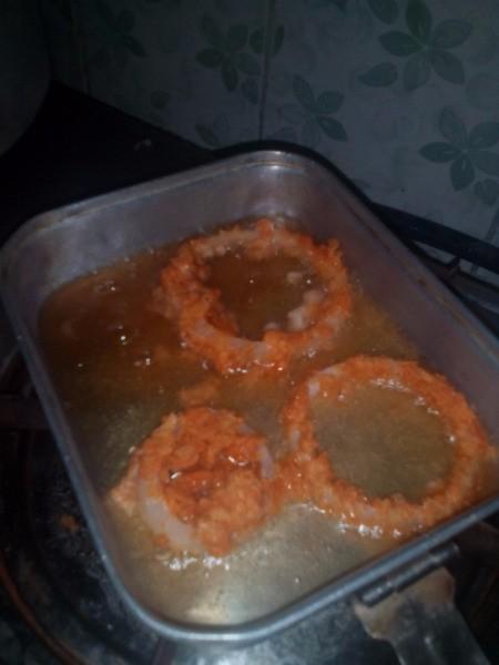 Corn Chip Onion Rings