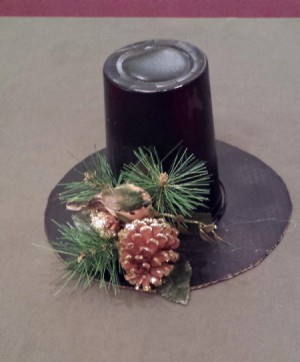 Decorative Top Hat