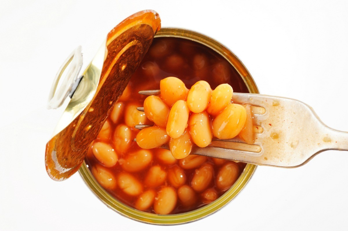 Using An Old Can Of Baked Beans Thriftyfun