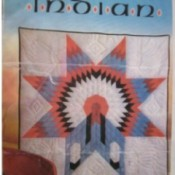 """Indian War Bonnet"" Quilt Pattern"