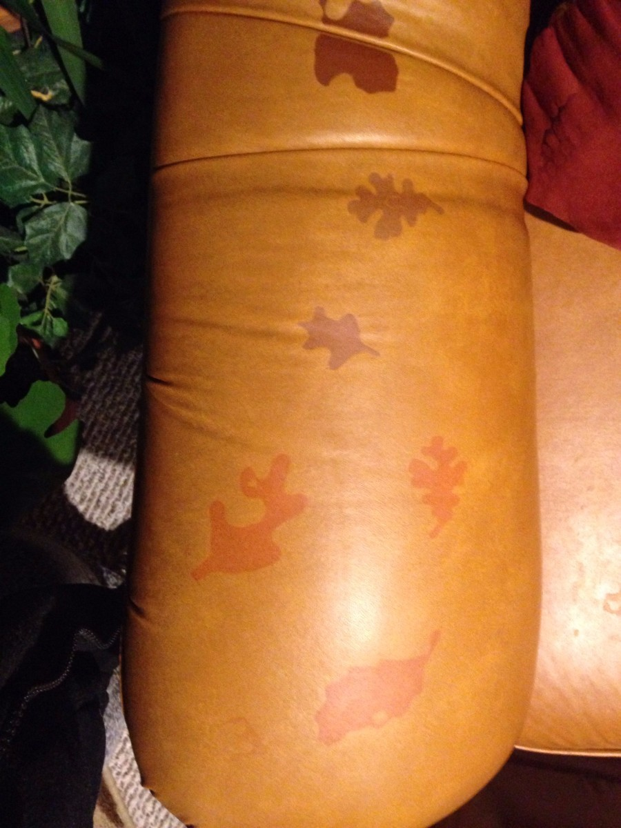 Removing Dye Stains On Leather Couch Thriftyfun
