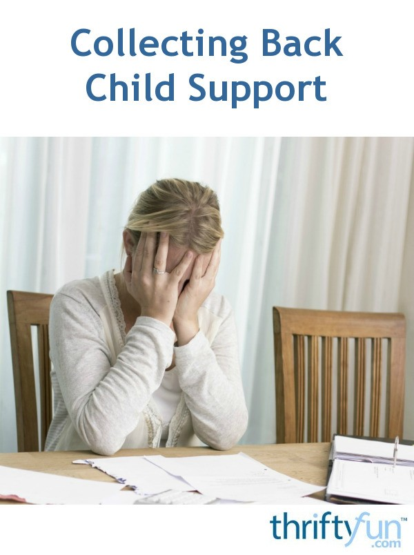 Collecting Back Child Support if Parent is Deceased   ThriftyFun