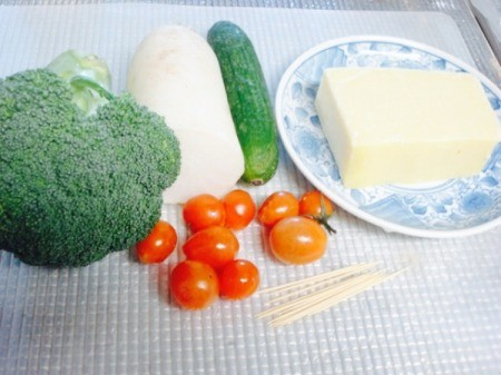 veggie ingredients