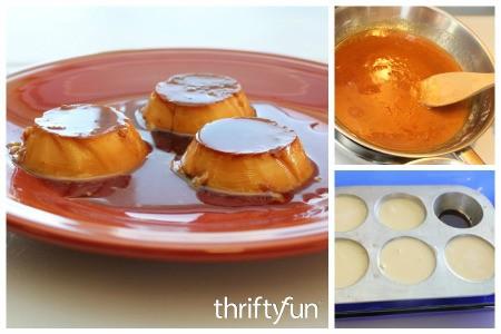 Muffin Tin Flan