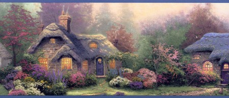 Trying to find Thomas Kinkade Wallpaper Border