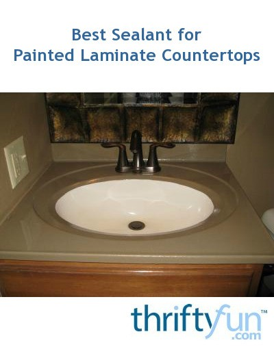 Best Sealant for Painted Laminate Countertops | ThriftyFun