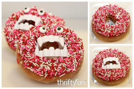 Doughnut Love Monsters