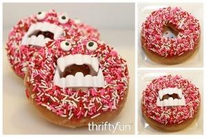 Doughnut Love Monsters