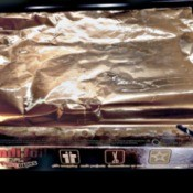 Uses For Colored Aluminum Foil - gold colored aluminum foil
