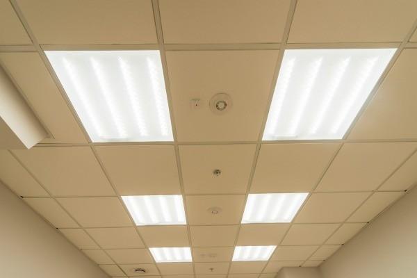 Fixing A Fluorescent Ceiling Light Thriftyfun