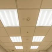 Fluorescent Ceiling Light
