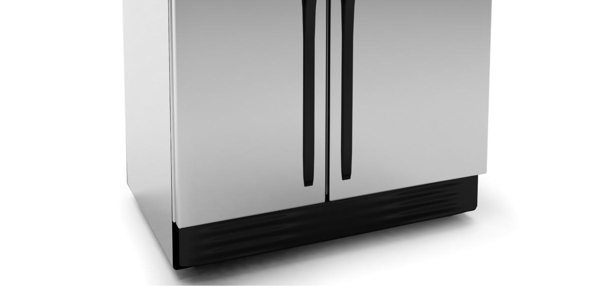 Non Removable Refrigerator Drip Pan