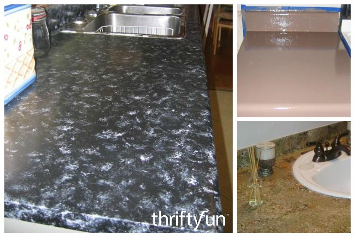 Painting Counter Tops To Look Like