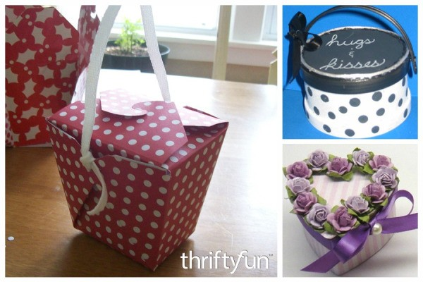 Homemade gift boxes thriftyfun homemade gift boxes negle Gallery
