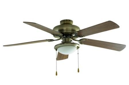 Overhead Ceiling Fan