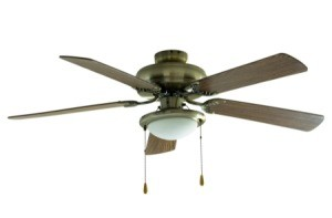 Overhead Ceiling Fan
