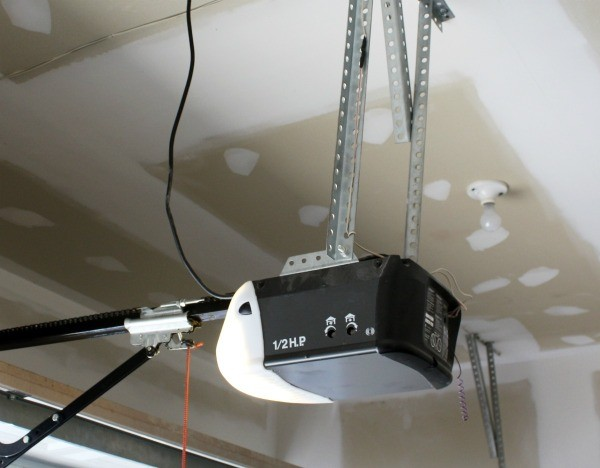 Newly installed garage door opener. & New Garage Door Opener Trips Breaker | ThriftyFun