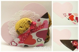 Heart Pocket Card