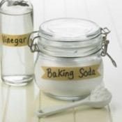 Baking Soda and Vinegar