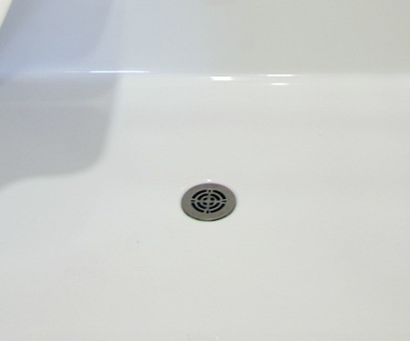 Fiberglass Shower Pan