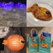Goldfish Themed Party Ideas