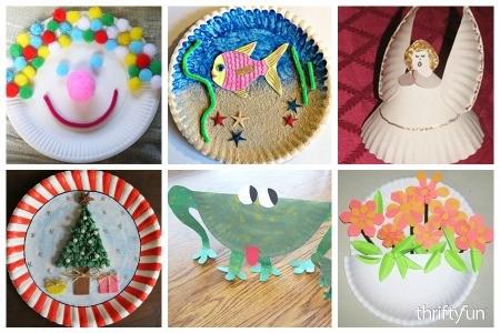 32 Paper Plate Craft Ideas