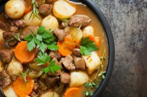 Freezing Beef Stew