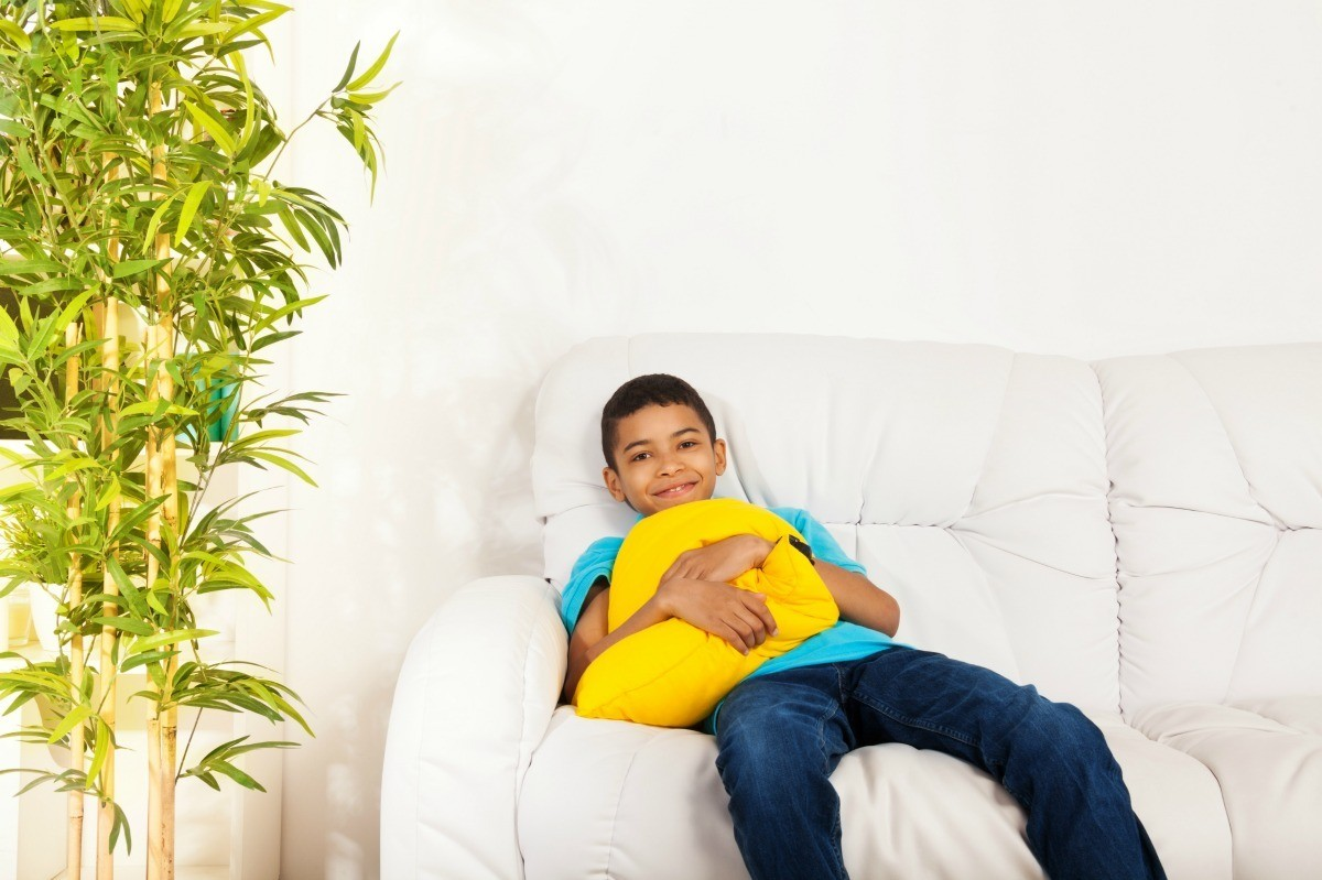 Are Leather Couches Kid Friendly