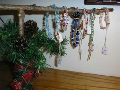 Craft: Beaded Bracelets