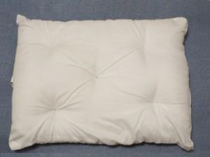 Tuft Pillows To Help Keep Their Shape