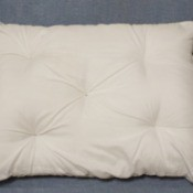 Tuft Pillows To Help Keep Their Shape