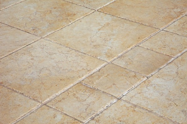 Cleaning Ceramic Tile Floors ThriftyFun - Clean tile floors without residue
