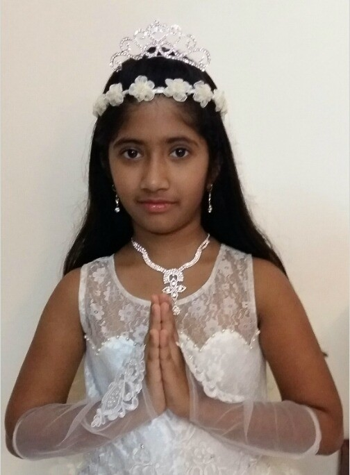 first holy communion speech free