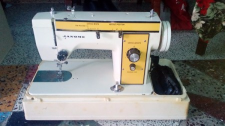 Finding Replacement Parts for Janome Sewing Machine - older machine