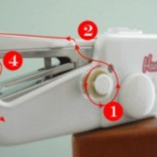 Handy Stitch Machine
