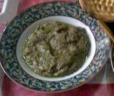 Bowl of Kashmiri Harissa