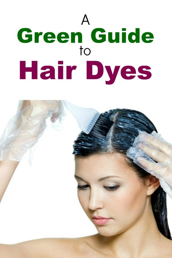 A Green Guide To Hair Dyes Thriftyfun
