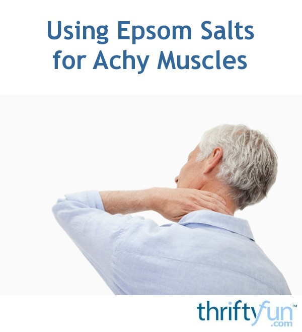 Achy Muscles